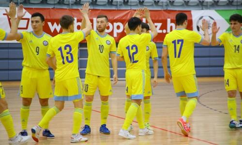 Определена корзина сборной Казахстана перед жеребьевкой финальной стадии ЧМ-2021