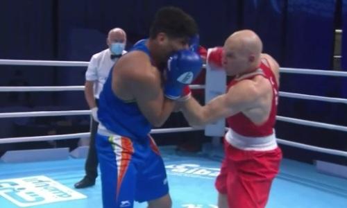 Видео боя, или Как Василий Левит сенсационно уступил индийцу «золото» чемпионата Азии по боксу
