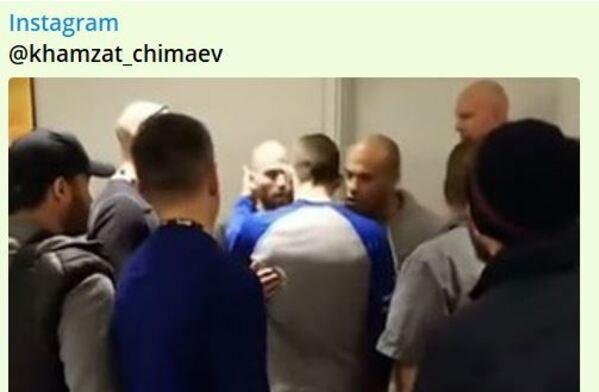 Чимаев выложил провокационное фото с Хабибом и снова обратился к его брату