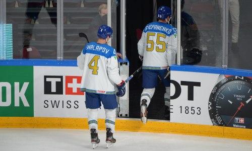 Сборная Казахстана вчистую проиграла Норвегии и рискует не выйти в плей-офф ЧМ-2021 по хоккею