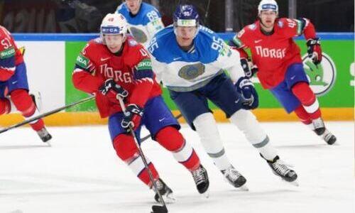 «Полностью наша вина, провалили матч». Хоккеисты сборной Казахстана дали оценку фиаско в матче с Норвегией на ЧМ-2021
