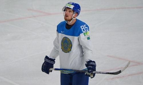 «Результат теперь не в наших руках». Алексей Маклюков попытался объяснить провал сборной Казахстана в матче с Норвегией на ЧМ-2021 по хоккею
