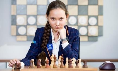 Казахстанская шахматистка Абдумалик впервые в истории страны завоевала титул международного гроссмейстера среди мужчин