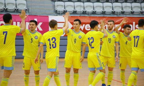 Сборная Казахстана по футзалу узнала своих соперников на чемпионате мира-2021