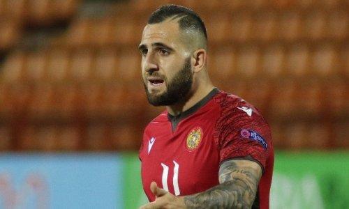 Футболисты «Кайрата» и «Астаны» сыграли против сборной Хорватии