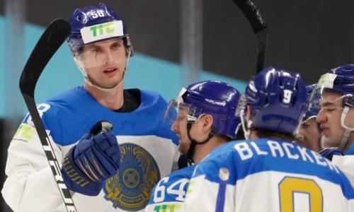 Стало известно итоговое место сборной Казахстана в группе ЧМ-2021 по хоккею
