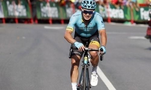 Казахстанский гонщик «Астаны» выиграл четвертый этап «Критериум Дофине»