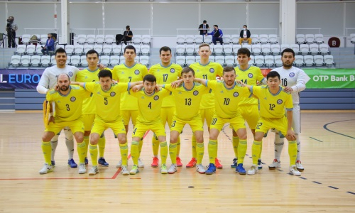 Представлен официальный мяч ЧМ-2021 по футзалу с участием сборной Казахстана