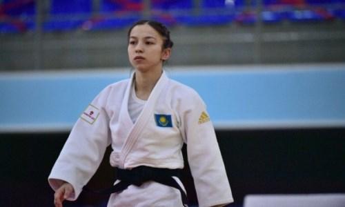 Нур-Султан примет чемпионат Казахстана по дзюдо