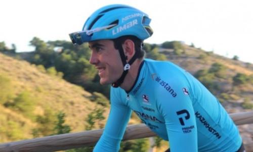 Гонщик «Астаны» финишировал в тройке лидеров пятого этапа «Критериум Дофине»