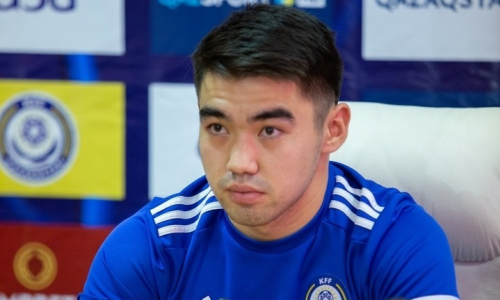 Защитник молодежной сборной Казахстана назвал факторы успеха в предстоящем матче отбора ЕВРО-2023 с Бельгией
