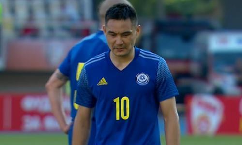 Сборная Казахстана всухую унижена Северной Македонией в товарищеском матче