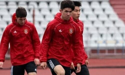 «Шахтер» вернулся на родной стадион и провел тренировку перед матчем КПЛ с «Кызыл-Жаром СК». Фото
