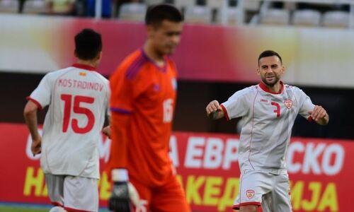 «Аплодируйте». В Федерации футбола Северной Македонии отреагировали на разгром сборной Казахстана