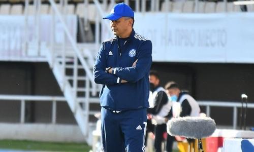 Талгат Байсуфинов нашел оправдание разгрому сборной Казахстана в Северной Македонии