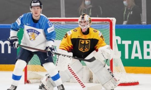 Финляндия — Германия: прямая трансляция матча полуфинала ЧМ-2021 по хоккею