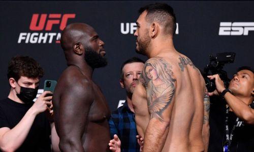 Прямая трансляция турнира UFC Fight Night 189 с главным боем Розенструйк — Сакаи