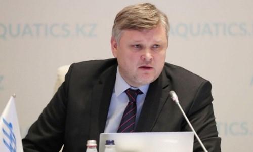 Президент Федерации водных видов спорта РК в третий раз переизбран в состав бюро FINA