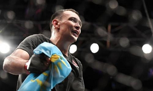 «Очень странный момент». Отмечено несправедливое решение UFC к казахскому бойцу промоушна