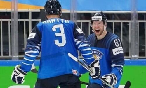 Экс-игрок «Барыса» стал автором шайбы в полуфинале ЧМ-2021 по хоккею. Видео
