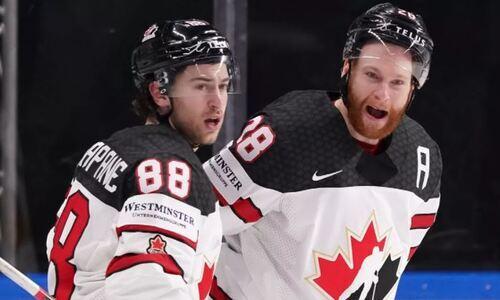 В России вспомнили, как экс-хоккеисты «Барыса» помогли Канаде обрести лидера на ЧМ-2021