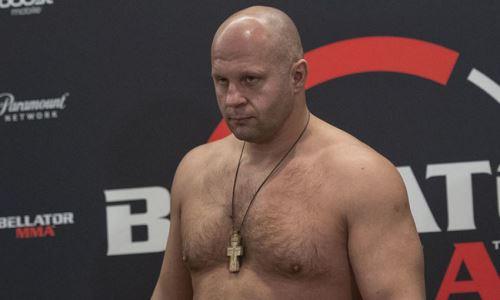 Федор Емельяненко рассказал о следующем сопернике