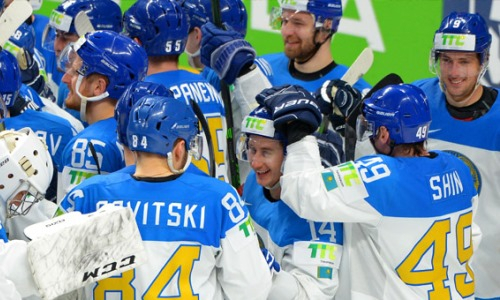 Казахстан значительно улучшил свое место в рейтинге IIHF по итогам ЧМ-2021