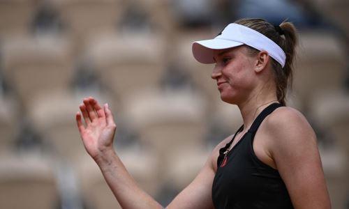 «Это потеря». В Федерации тенниса России озвучили позицию по выступлению Рыбакиной за Казахстан
