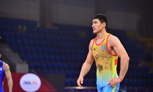 Сборная Казахстана по греко-римской борьбе примет участие на международном турнире в Турции