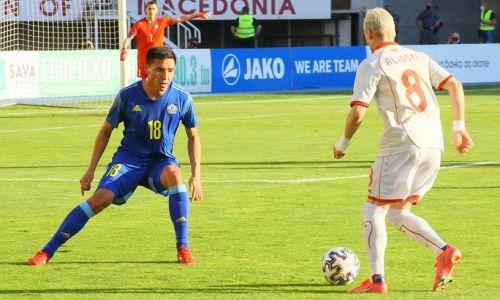 «0:4 — закономерный результат». Лучший футболист сборной Казахстана в игре с Северной Македонией объяснил фиаско и назвал ключевой фактор неудачи