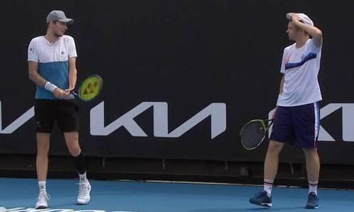 Казахстанские теннисисты пробились в полуфинал парного турнира «Ролан Гаррос»-2021