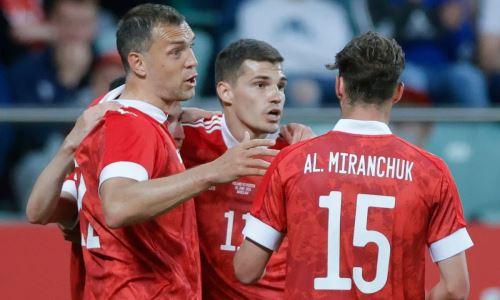 Бельгия — Россия: прямая трансляция матча ЕВРО-2020