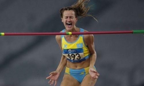 Казахстанская легкоатлетка установила рекорд Азии на ЧРК-2021