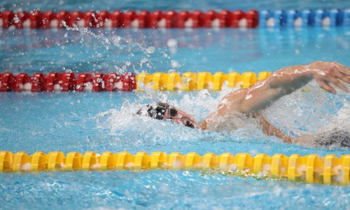 Главный тренер сборной по плаванию прокомментировал выступление казахстанцев на лицензионном турнире в Литве