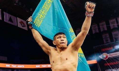 Куат Хамитов мечтает повторить успех Мухаммеда Али