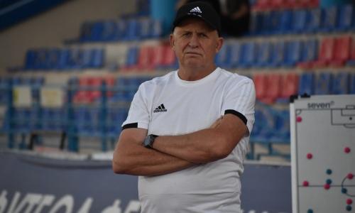 «Я не посторонний». Владимир Никитенко рассказал о причине прихода в «Кайсар», проблемах клуба и плане выправить ситуацию в КПЛ