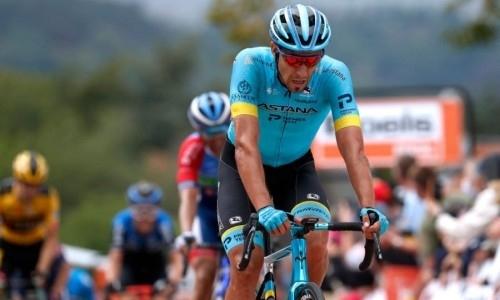 Фраиле финишировал в десятке лидеров четвертого этапа «Тура Швейцарии»