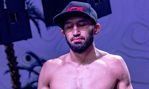 Прямая трансляция боя Армана Оспанова с бывшим «Убийцей» из UFC