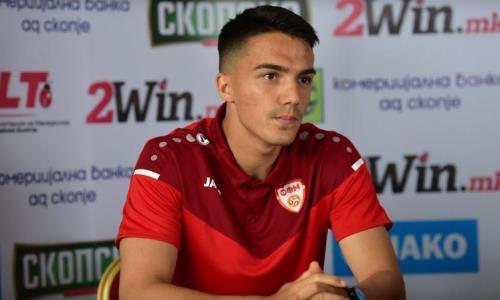 «Очень помогла». Игрок участника ЕВРО-2020 выразил признательность сборной Казахстана