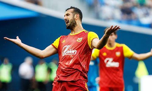 «Астана» заинтересована в подписании бывшего футболиста «Арсенала»