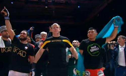 «Худший день в моей жизни». Куат Хамитов высказался о реванше с чемпионом AMC Fight Nights