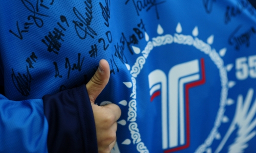 «Торпедо» подписало контракты с тремя молодыми игроками