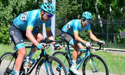Петропавловск примет чемпионат Казахстана по велоспорту на шоссе
