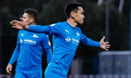 Футболист сборной Казахстана официально покинул российский клуб