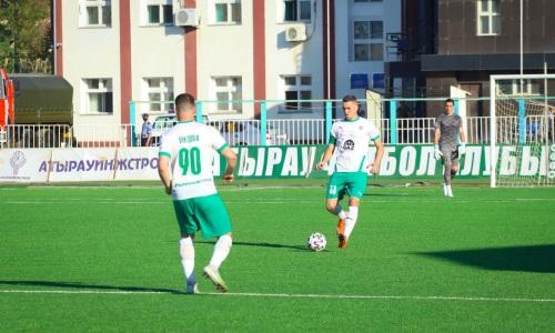 Капитан «Атырау» пропустит матч КПЛ против «Актобе»