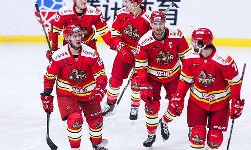 Клуб конференции «Барыса» в КХЛ погасил долги перед хоккеистами