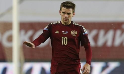 Клуб из Казахстана планирует подписать экс-игрока сборной России