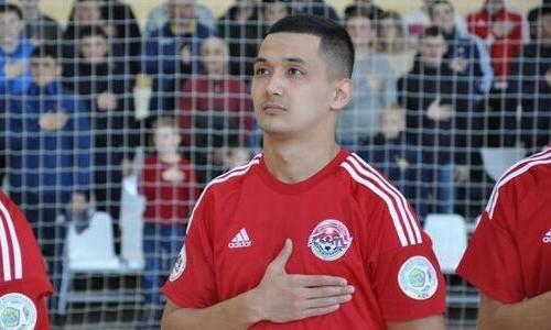 «Аят» лишился игрока сборной Казахстана