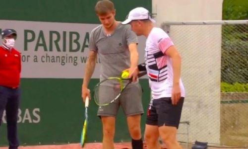 Стало известно, с кем сразятся в финале парного турнира «Ролан Гаррос»-2021 казахстанские теннисисты