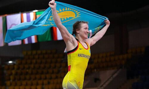 Казахстанка завоевала «бронзу» на рейтинговом турнире в Польше